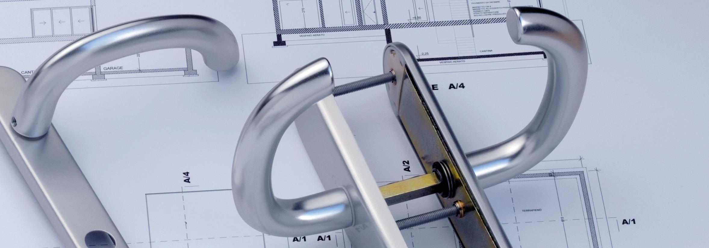 DIN EN 1125 逃生推杠锁标准