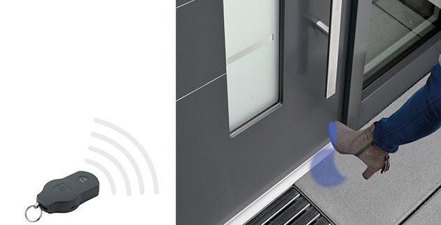 eHandle 入户门感应开启— 无需触碰,更方便