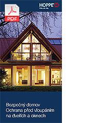 Bezpečný domov  Ochrana před vloupáním na dveřích a oknech (4,8 MB)