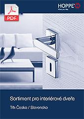 Sortiment pro interiérové dveře (53,8 MB)