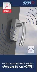 Para el espacio de vivienda de mañana – eManillas de ventana de HOPPE(0,8 MB)