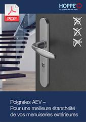 Poignées AEV – Pour une meilleure étanchéité de vos menuiseries extérieures(3,4 MB)