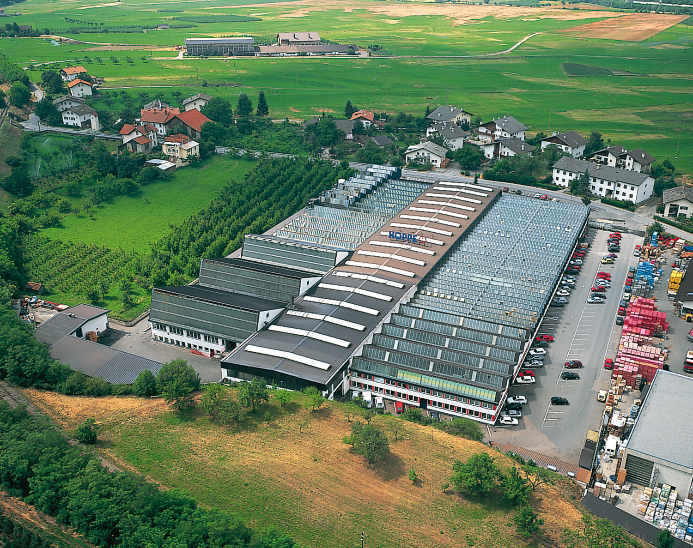 I-Schluderns plant