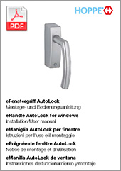 eHandle AutoLock Installation/User Manual (3.0 MB)