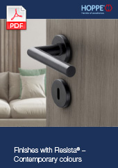 Finishes with Resista® – Contemporary colours  (14 MB)
