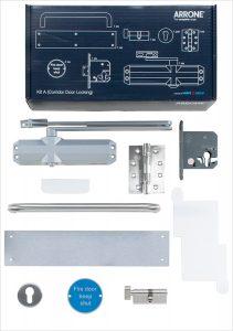 ARRONE Fire Door Kit A – Corridor door locking