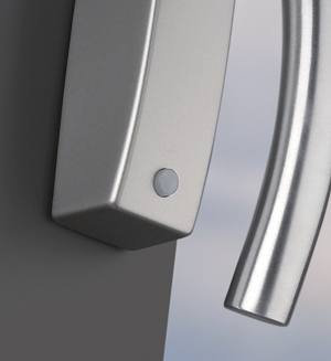 No query (button has not been pressed): window handle is locked