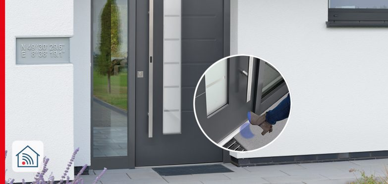 eHandle HandsFree for doors