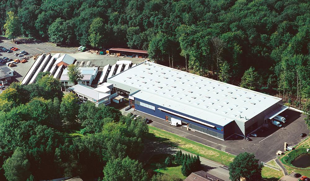 Fabriek Stadtallendorf