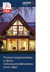 Poczucie bezpieczeństwa w domu – Ochrona antywłamaniowa drzwi i okien(4,9 MB)