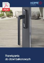 Rozwiązania do drzwi balkonowych(17,5 MB)