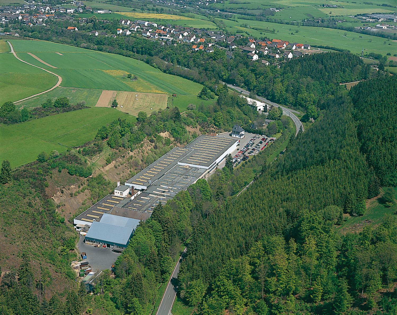 Завод в Бромскирхене, Германия