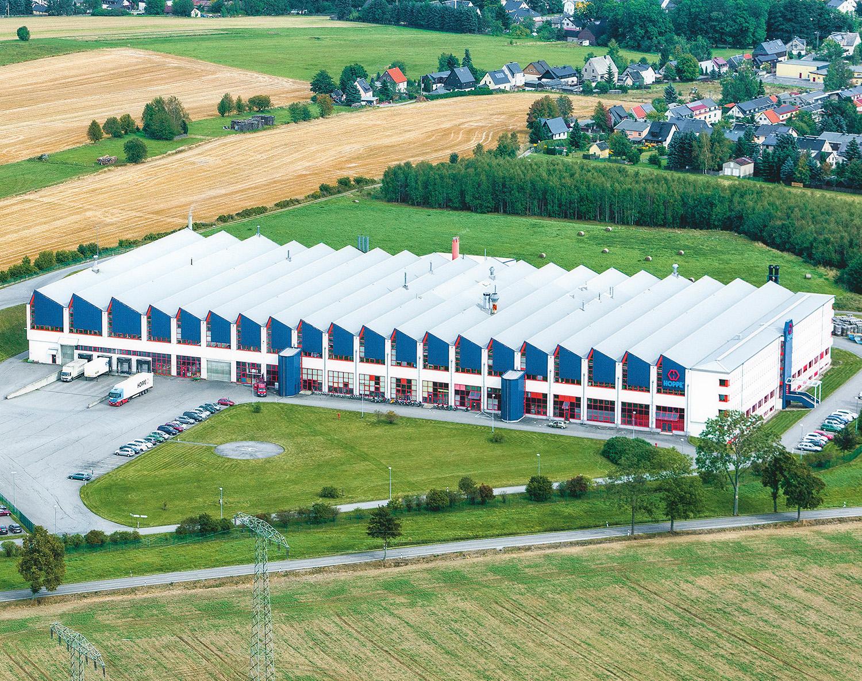 Завод в Кроттендорфе, Германия
