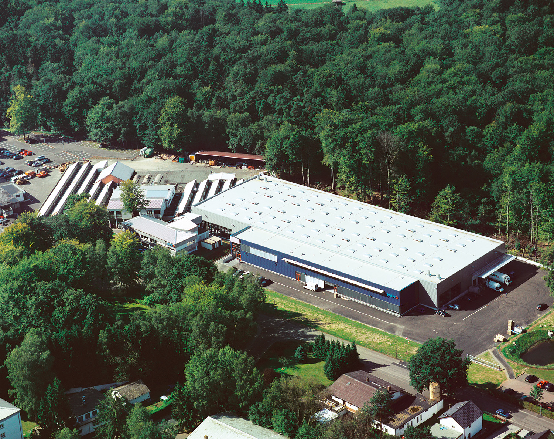 Завод в Штадталлендорфе, Германия
