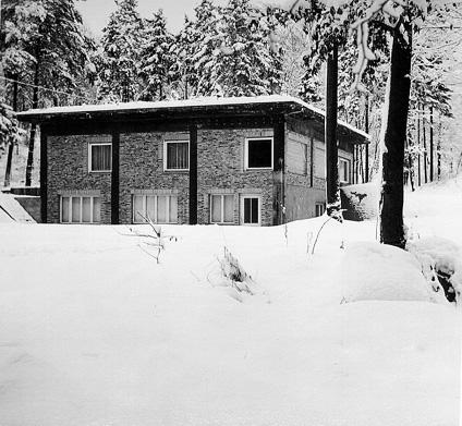 Административное и жилое здание в Аллендорфе (с 1977 г. Штадталлендорф)