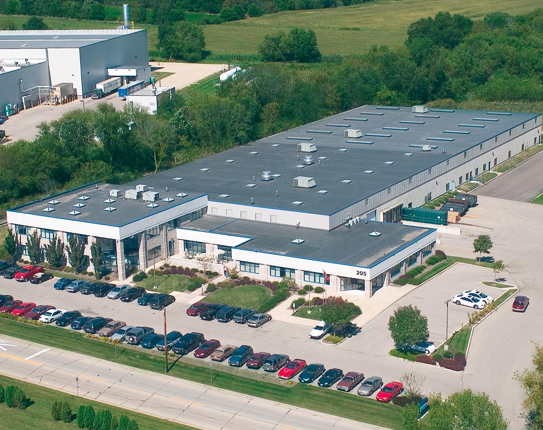 Завод в Форт Аткинсоне, США