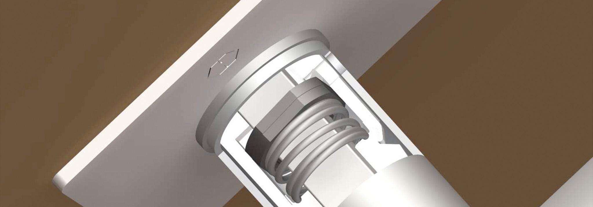 Инновации ХОППЕ дверная фурнитура