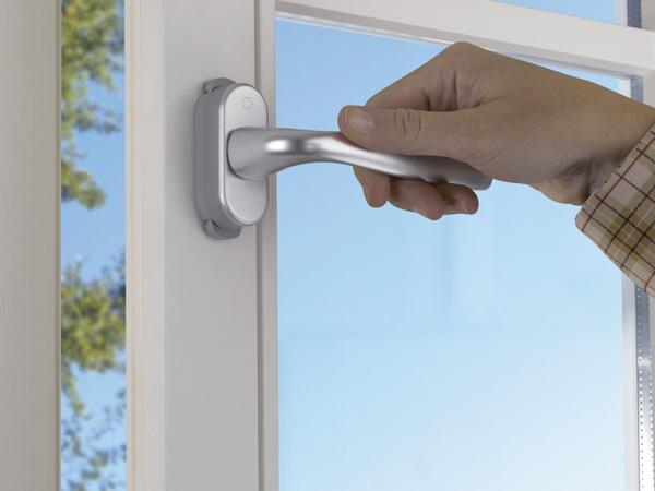 4) открывание окна