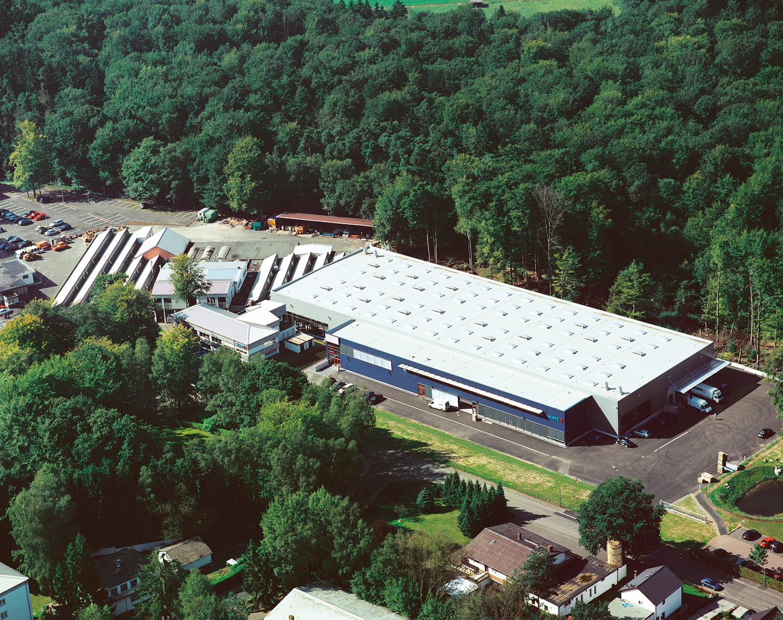 Produktionsanläggning D-Stadtallendorf