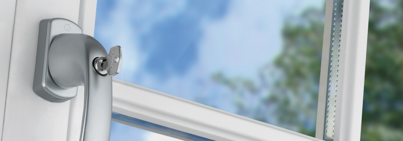 SecuDuplex® – fönsterhandtaget med innovativ dubbelfunktion