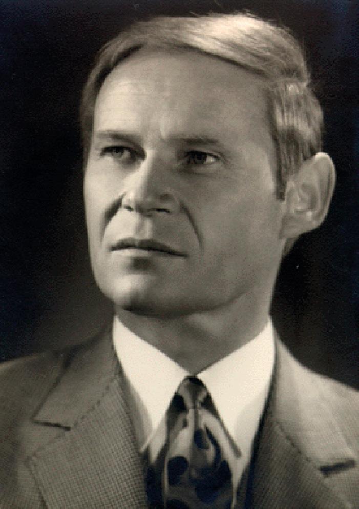 Company founder Friedrich Hoppe